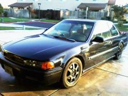 CB00SEVEN 1991 Honda Accord
