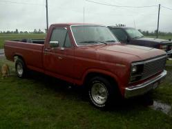 squealytire 1985 Ford F150 Regular Cab