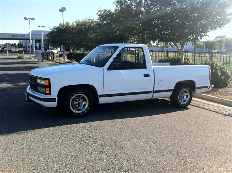 mckay90 1990 chevrolet silverado 1500 regular cab specs, photos