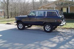 eorslands 1986 Jeep Grand Wagoneer