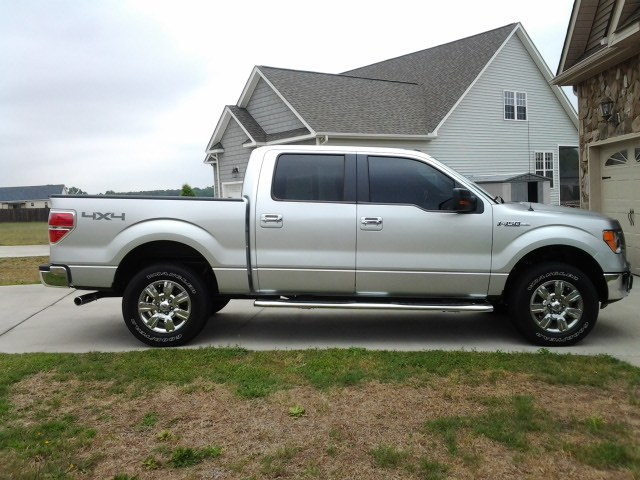 Aque509's 2012 Ford F150 SuperCrew Cab