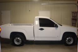 B.J.O. 2007 Chevrolet Colorado Regular Cab