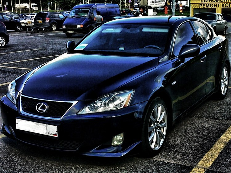 Deernik 2006 Lexus IS