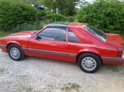 GregorioCliftonz 1985 Ford Mustang