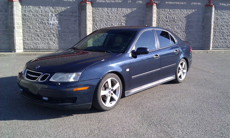 Another Undervibes 2004 Saab 9-3 post... - 15603043