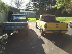 czangli7 1987 Ford Ranger Regular Cab