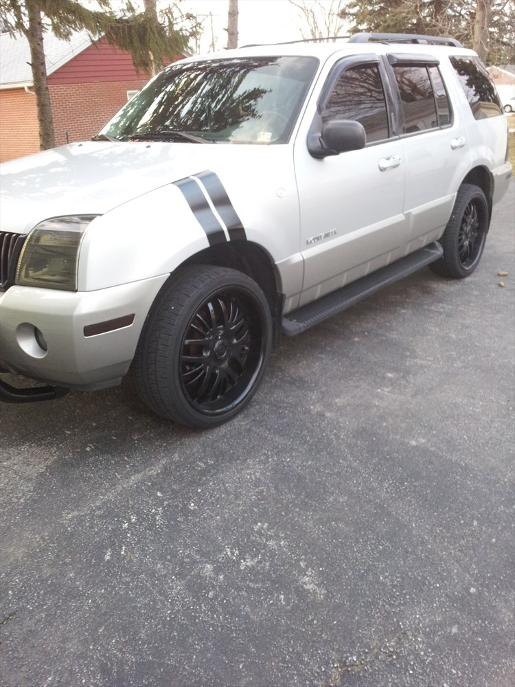 Droid1101 2002 Mercury Mountaineer Specs Photos Modification Info At Cardomain