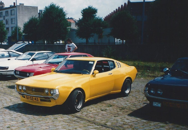 Another UncleChevy 1977 Toyota Celica post... - 15963026