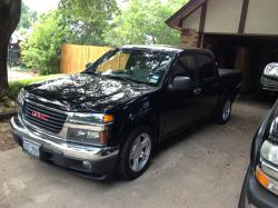 M1cL0 2006 GMC Canyon Crew Cab