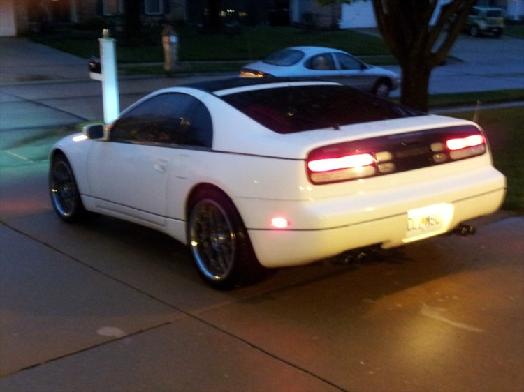 1990NA300zx 1990 Nissan 300ZX 15753076