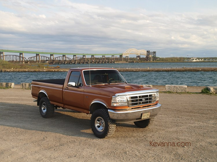 nickk97tml 1995 Ford F150 Regular Cab 18727593