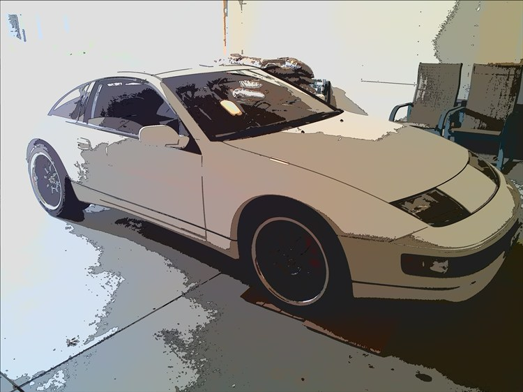 1990NA300zx 1990 Nissan 300ZX 15753077