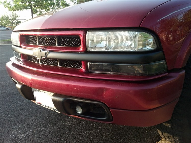 Another 1_Slick_93 2000 Chevrolet S10 Blazer post... - 15753018
