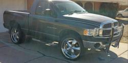 Samson_1's 2004 Dodge Ram 1500 Regular Cab