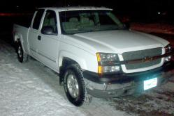 JKaup01 2003 Chevrolet 1500 Extended Cab