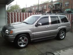 team nuff speed 2000 Jeep Grand Cherokee