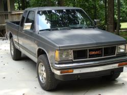 1989 GMC S15 Extended Cab