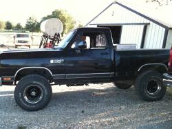 Dsanto08 1986 Dodge D150 Regular Cab