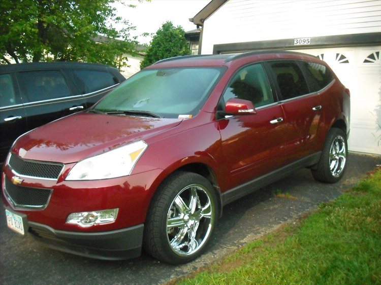 icecube34 2011 chevrolet traverse specs photos. Black Bedroom Furniture Sets. Home Design Ideas