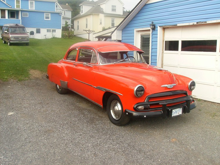 Justinmb86's 1951 Chevrolet Bel Air