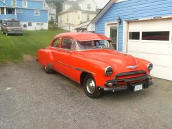 Justinmb86 1951 Chevrolet Bel Air
