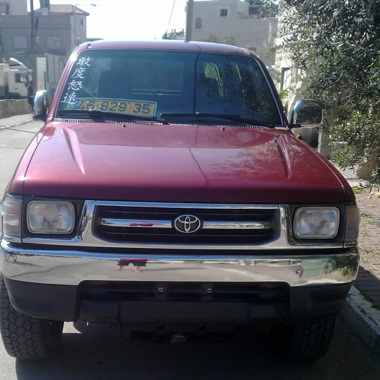 Abode Kh 2001 Toyota HiLux