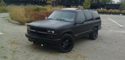 loudmfsoundss 1995 Chevrolet Tahoe