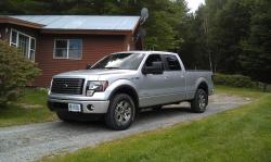 2012_Escapes 2012 Ford F150 SuperCrew Cab