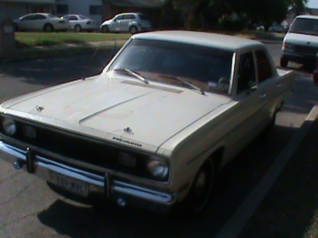 plymouth valiant 1972 Plymouth Valiant
