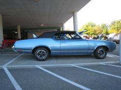 stlbluesbrother 1970 Oldsmobile Cutlass Supreme
