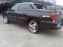 288SOUTH_TRILL's 2004 Chevrolet Avalanche 1500