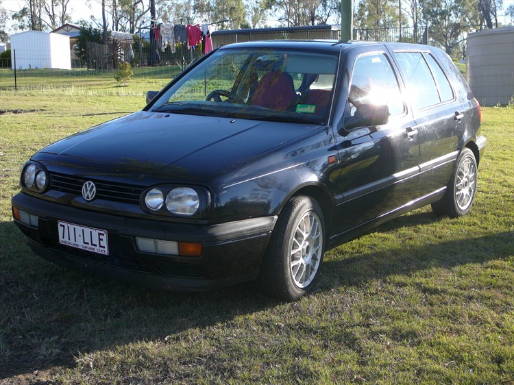 hournydevil 1995 volkswagen golf iiigl hatchback 4d specs photos modification info at cardomain. Black Bedroom Furniture Sets. Home Design Ideas