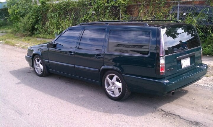 Land Rover San Juan >> volvo855T-5 1994 Volvo 850Turbo Wagon 4D Specs, Photos ...