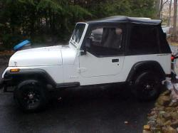 ALK DAD 1993 Jeep YJ