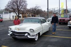 GDYNets 1955 Cadillac DeVille
