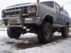 dekrli 1987 Dodge Ramcharger