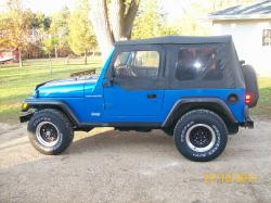 Jurgy 1999 Jeep TJ
