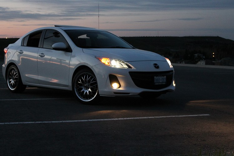 2012 mazdaspeed 3 black custom images reverse search for Mazdaspeed 6 exterior mods