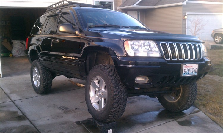 Another johnnywang 1999 Jeep Grand Cherokee post... - 15655039