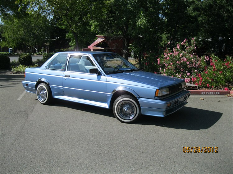 Nfernandez 1988 Nissan Sentra Specs, Photos, Modification Info At