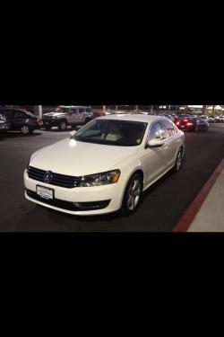 Art760 2012 Volkswagen Passat (New)