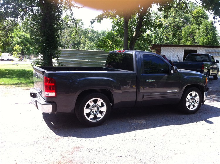 jonbusby 2010 gmc sierra 1500 regular cabsle pickup 2d 6 1 2 ft specs photos modification info. Black Bedroom Furniture Sets. Home Design Ideas
