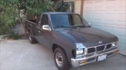 josiewales 1995 Nissan D21 Pick-Up