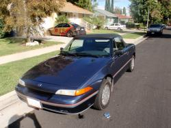 jumpiz 1991 Mercury Capri