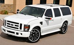 Just1n-in-az 2003 Ford Excursion