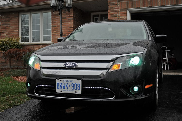 Sneids's 2011 Ford Fusion
