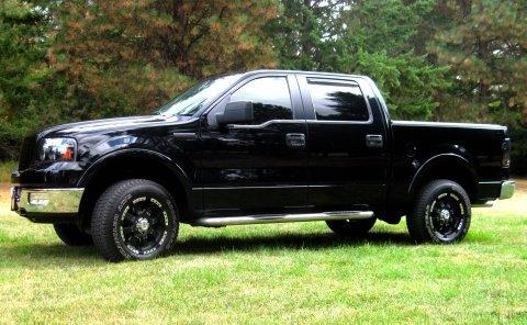 tesulo517 2005 ford f150 supercrew cablariat styleside pickup 4d 5 1 2 ft specs photos. Black Bedroom Furniture Sets. Home Design Ideas