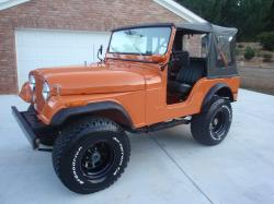 badboyjosh2189's 1974 Jeep CJ5