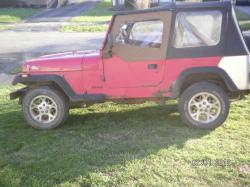 Outsydr 1990 Jeep YJ