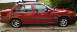 leftysquid 1996 Volvo 850